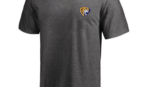 Men`s Pro Line Gray California Splashes Victory Arch T-Shirt