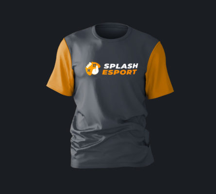 Men's Splashes Logo T-Shirt