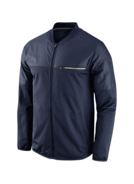 Men's Navy California Splashes Elite Hybrid Performance Jacket