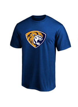 Men's Pro Line Blue California Splashes Primary Logo T-Shirt
