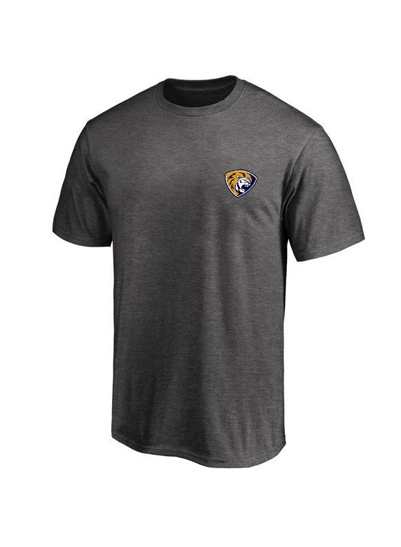 Men`s Pro Line Gray California Splashes Victory Arch T-Shirt